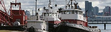 Vancouver shipyard