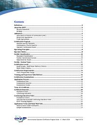EOCP Program Guide